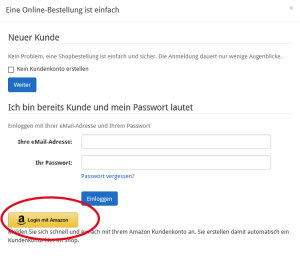 login-mit-amazon