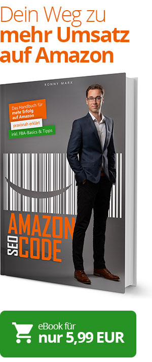 Ronny Marx Amazon SEO Ebook