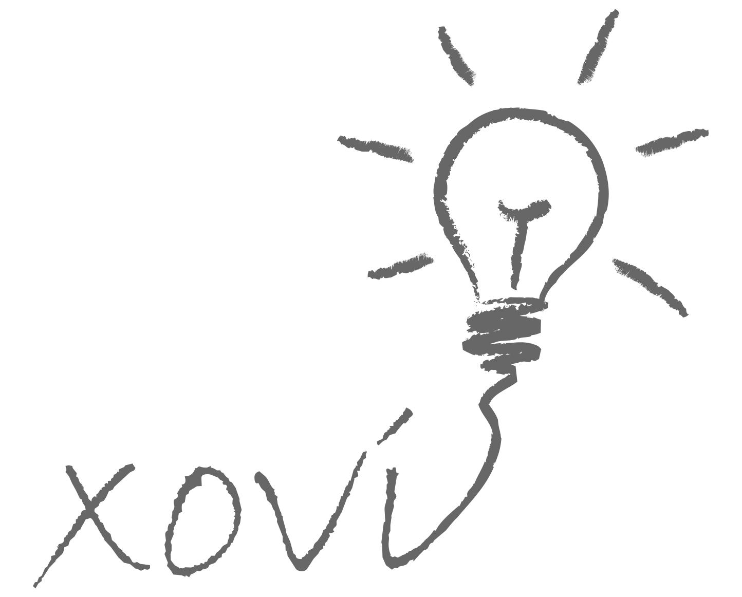 Xovilichter-Logo zur Keyword-Challenge 2014