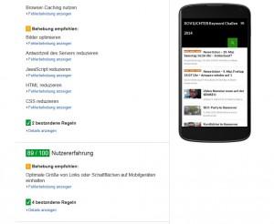 xovilichter-pagespeed-analyse-nutzererfahrung