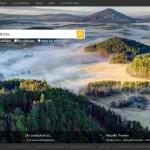Keyword-Suche mit Bing