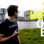 Köln-Special mit Xovilichter-Shirt am Rheinauhafen